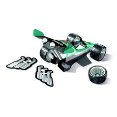 بازی مغناطیسی 25 قطعهای جیومگ مدل Team Nitro Wheels, image 5