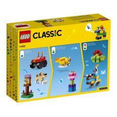لگو جعبه ساختنی سری کلاسیک (11002), image 6