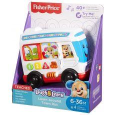 اتوبوس موزیکال Fisher Price, image 1