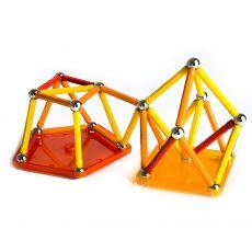 بازی مغناطیسی 64 قطعهای جیومگ مدل Color, image 5