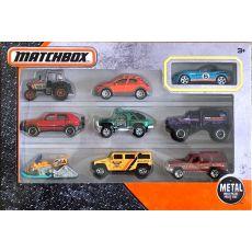 پک 9 تایی ماشینهای Matchbox, image 1