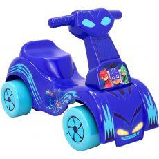 سواری PJ Mask  مدل Cat-Boy Car Push N Scoot, image 1