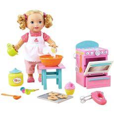 عروسک Little Mommy مدل آشپز, image 6