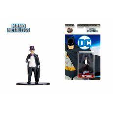 نانو فیگور فلزی پنگوئن (DC Comics The Penguin), image 2