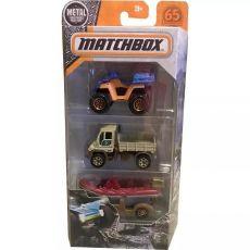 پک سه تایی ماشینهای Matchbox, image 1