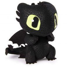 عروسک 25 سانتی پولیشی اژدهای بی دندان  (How to Train your Dragon), image 5