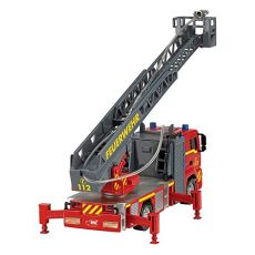 ماشین آتشنشانی 30 سانتی City Fire Engine, image 5