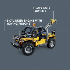 لگو 1×2 مدل Heavy Duty Forklift سري تکنيک (42079), image 5