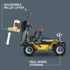 لگو 1×2 مدل Heavy Duty Forklift سري تکنيک (42079), image 6