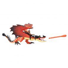 پک دوتایی فیگور اژدها و وایکینگ زره پوش (How to Train your Dragon), image 6