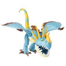 پک دوتایی فیگور اژدها و وایکینگ زره پوش (How to Train your Dragon), image 5