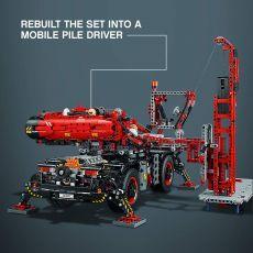 لگو 1×2 مدل جرثقيل Rough Terrain سري تکنيک (42082), image 9
