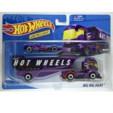 تريلي و ماشين Hot Wheels, image 1