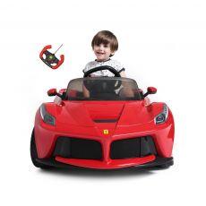 ماشین سواری دو سرعتهی لافراری (قرمز), image 2