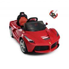 ماشین سواری دو سرعتهی لافراری (قرمز), image 3