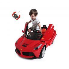 ماشین سواری دو سرعتهی لافراری (قرمز), image 4