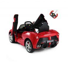 ماشین سواری دو سرعتهی لافراری (قرمز), image 6