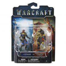 مینی فیگور لوتار و جنگجوی هورد (warcraft), image 1