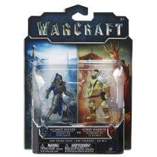 مینی فیگور جنگجوی هورد و سرباز اتحاد(warcraft), image 1