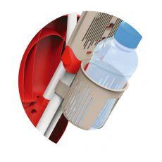 کالسکه و سه چرخهی قرمز اسموبی, image 2