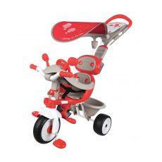 کالسکه و سه چرخهی قرمز اسموبی, image 1