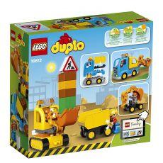 لگو مدل کامیون و بیل مکانیکی سری دوپلو (10812), image 2