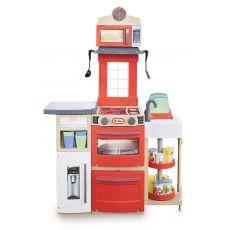 آشپزخانهی کامل (قرمز) LITTLE TIKES, image 4