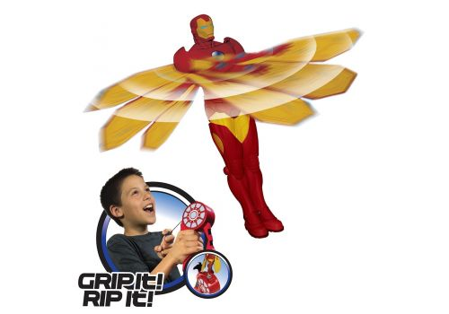 مرد آهنی, قهرمان پرنده!, image 1