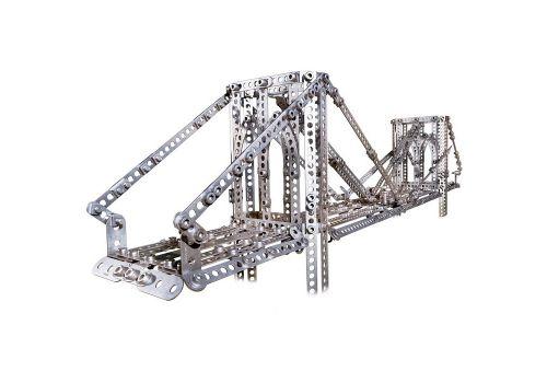 ست ساختنی فلزی 2 در 1 مکانو برج ایفل و پل بروکلین, image 2