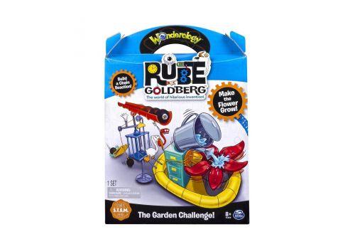 بازی فکری چالش باغ روب گلدبرگ (Rube Goldberg), image 1