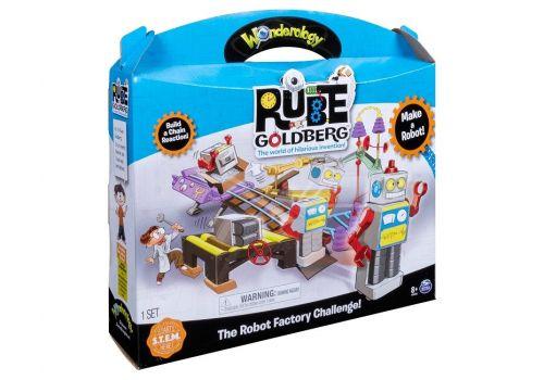 بازی فکری چالش کارخانه روب گلدبرگ (Rube Goldberg), image 2