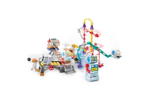 بازی فکری چالش کارخانه روب گلدبرگ (Rube Goldberg), image 7