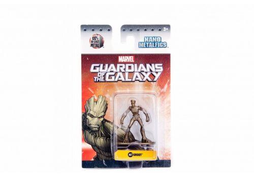 نانو فیگور فلزی گروت (Guardians of the Galaxy- Groot ), image 1