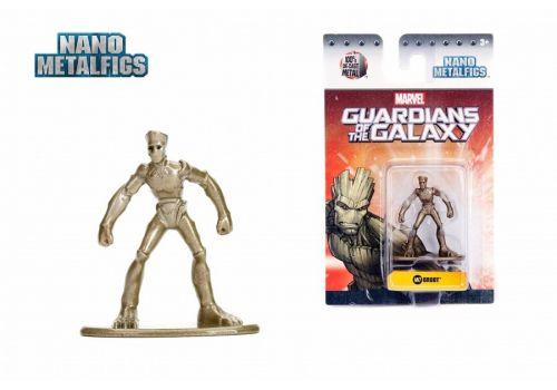 نانو فیگور فلزی گروت (Guardians of the Galaxy- Groot ), image 2