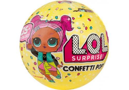 عروسک های LOL Surprise  مدل Confetti Pop سری 3, image 3