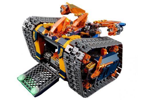 لگو مدل تانک جنگی AXL سری نکسونایتز (72006), image 2