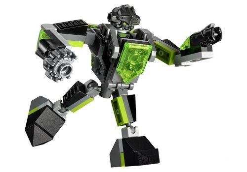 لگو مدل جت جنگنده برسکر سری نکسونایتز (72003), image 3