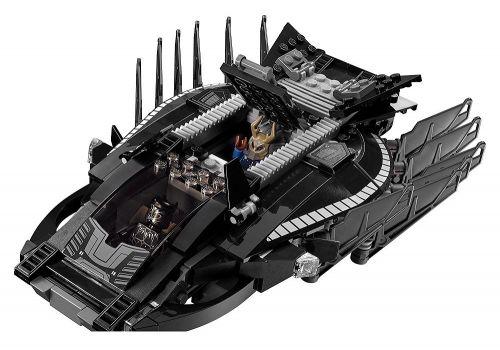 لگو مدل سفینه جنگی ناکیا سری سوپر هیروز (76100), image 4