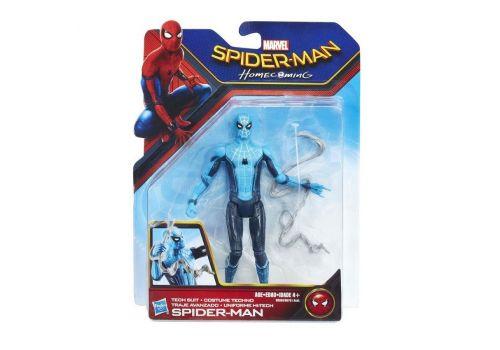 فیگور 15 سانتیمتری اسپایدرمن مدل Tech Suit, image 1