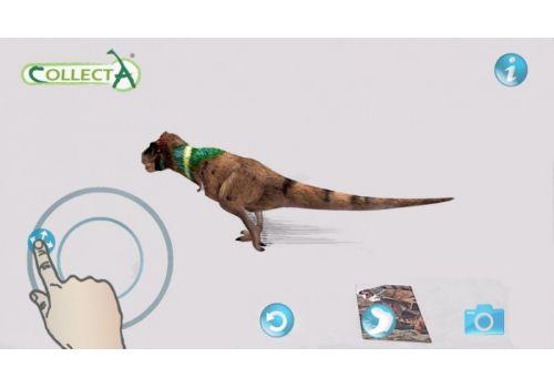 دایناسور کالکتا با کارت واقعیت مجازی, image 3