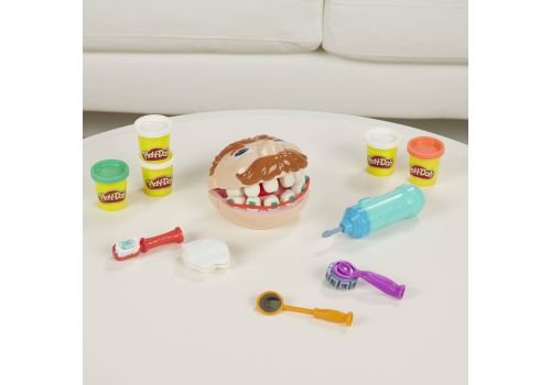 ست خمیربازی دندانپزشکی دکتر دریل Play Doh, image 10