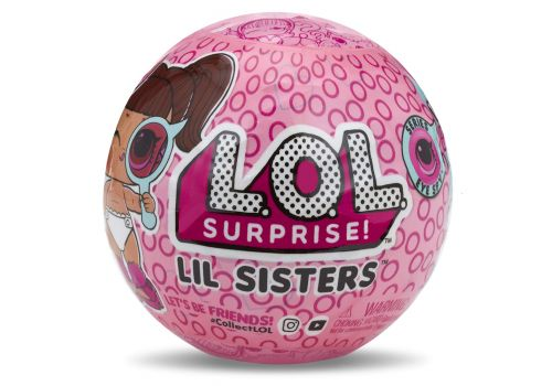 عروسک های LOL Surprise مدل Lil Sisters, image 4