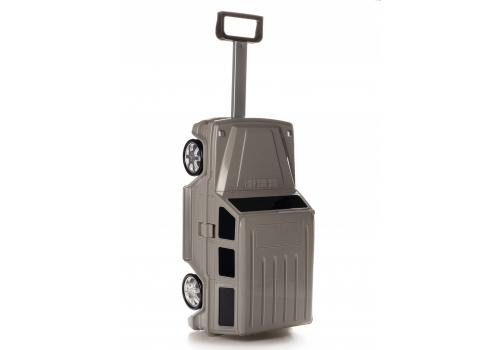 چمدان مرسدس ( طوسی ), image 1
