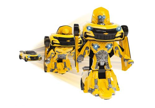 ربات 24 سانتی ترنسفورمرز جنگجو Bumblebee, image 3