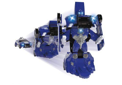 ربات 24 سانتی ترنسفورمرز جنگجو Barricade, image 3
