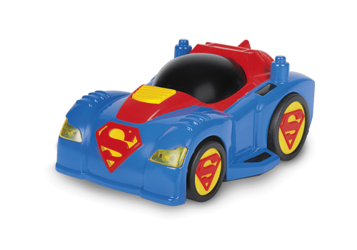 ماشین Super Friends Clip and Go Hero مدل سوپرمن (Superman), image 2