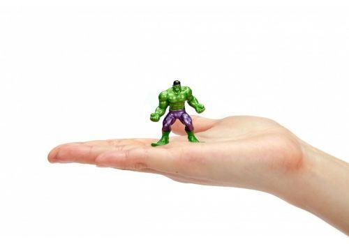 نانو فیگور فلزی هالک (Marvel Hulk), image 2