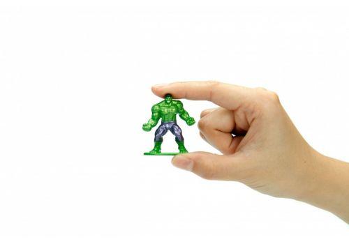 نانو فیگور فلزی هالک (Marvel Hulk), image 3