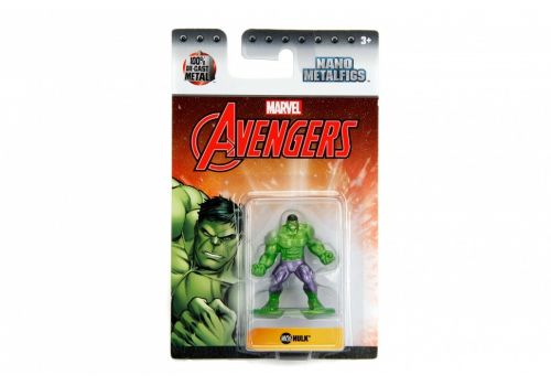 نانو فیگور فلزی هالک (Marvel Hulk), image 1