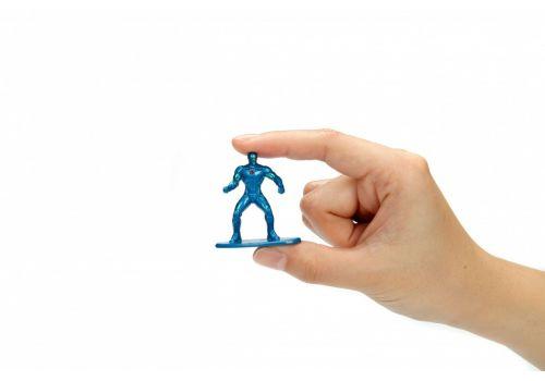 نانو فیگور فلزی آیرون من (Marvel Stealth Armor Iron Man), image 3